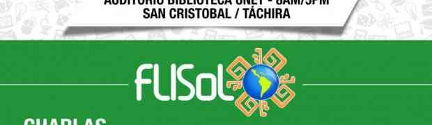 Invitación al FLISOL San Cristóbal 2016