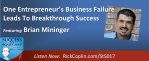 Brian Mininger Success to Significance