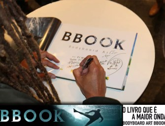Video Lançamento BBook Bodyboard Art FNAC SP