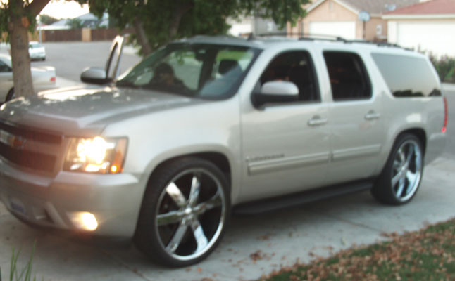 rides, cars, chevy, suburban, 26, 26s, chevrolet