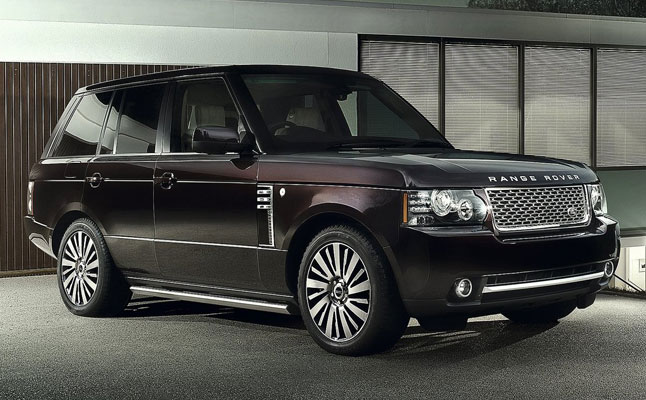 rides cars land rover range rover autobiography ultimate edition