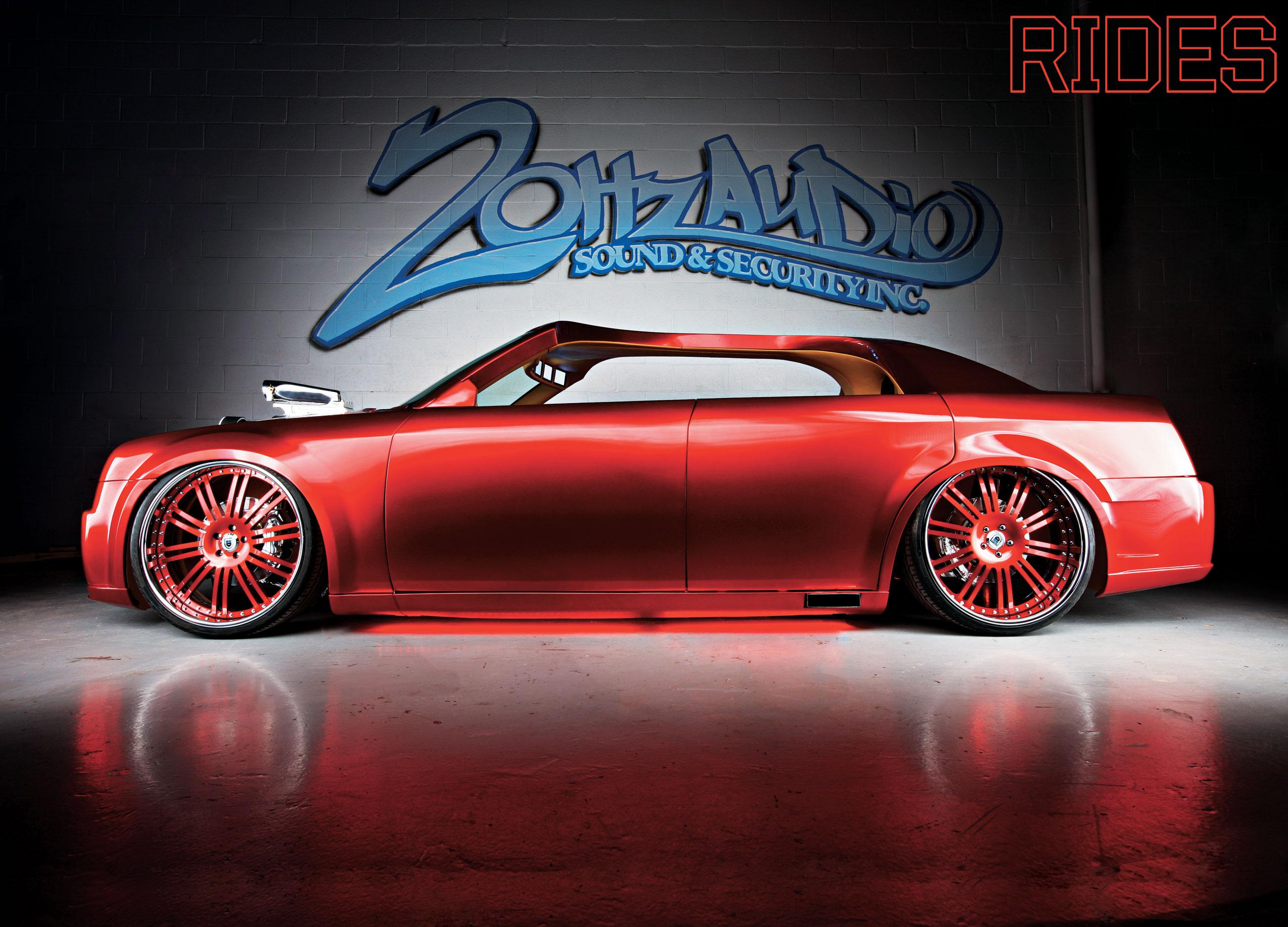 rides cars 2006 chrysler-300c-wallpaper