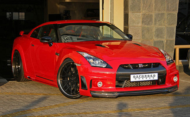 rides cars nissan gt-r d2forged wheels