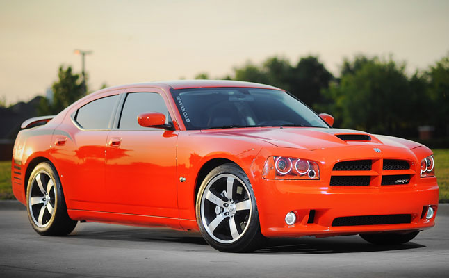 2008 dodge charger super bee orange dfwlx