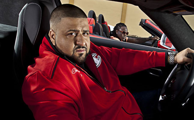 rides cars dj khaled ace hood
