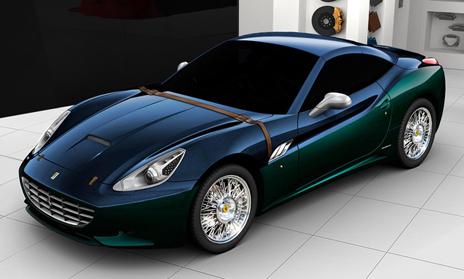 rides cars classica-california-blue-green-feat