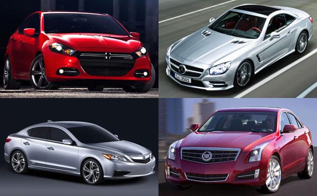 rides cars freshmen production new detroit auto show 2012