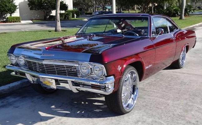 1965, Chevrolet, Chevy, Impala, SS, Custom, Rides