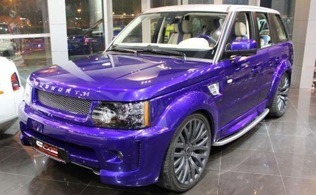 2012, Land Rover, Sport, Custom, Rides