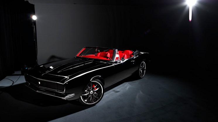 Rides, Chevrolet, Camaro, 1967, RS