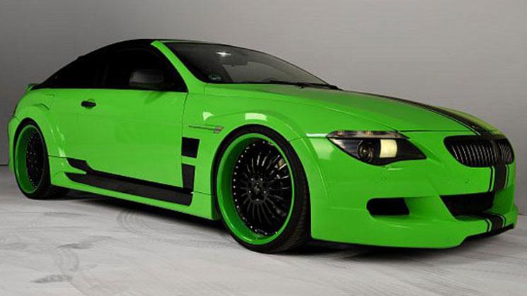 green-bmw-m6-prior-design-widebody-2011-pd550