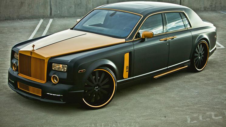 rides platinum motorsports phantom rolls-royce custom car wheels