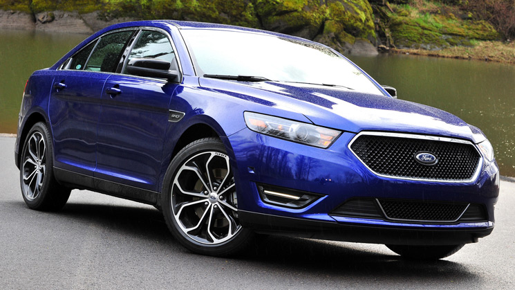 Ford, Taurus, Limited, SHO, Test Drive, Reviews