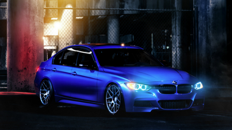 BMW 335i MORR Wheels