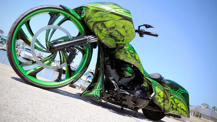 Rides, Baggers, Custom, Motorcycle, Harley, Harley-Davidson, Lexani, motorcycle