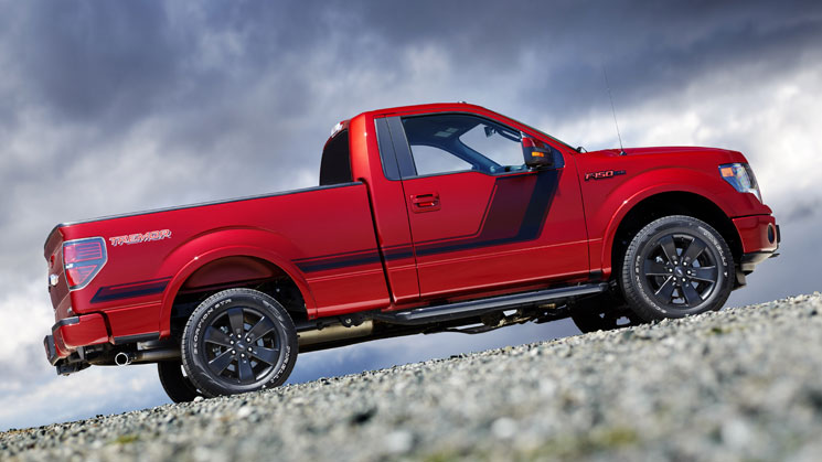 rides ford f-150 tremor lightning 2014