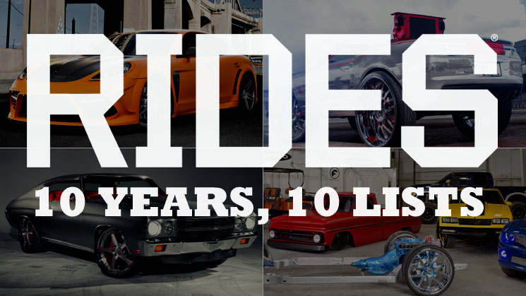 rides 10 years 10 best custom shops list anniversary