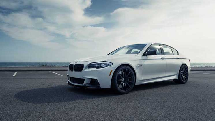 BMW Dinan 550i featured image