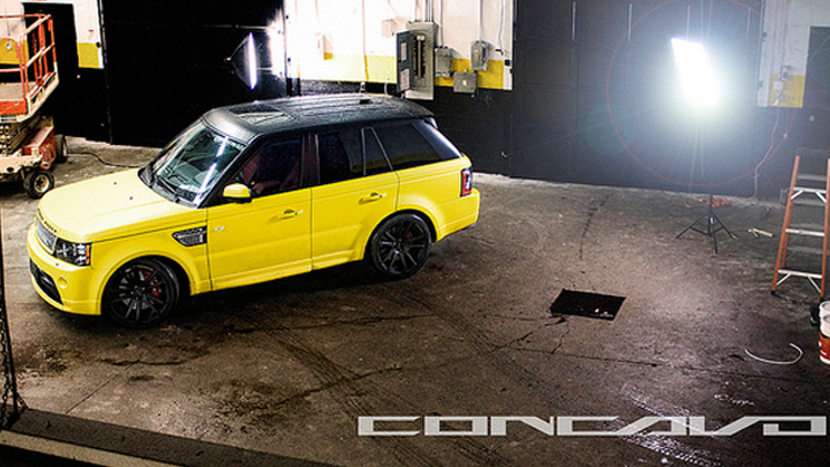 concavo range rover featured image