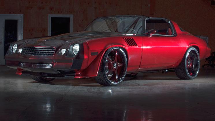 house of kolor kandy apple red 1978 chevrolet camaro big block engine rides magazine forgiato wheels