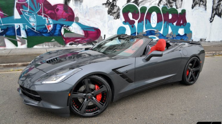 Corvette C7 Stingray Savini