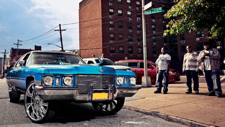 rides magazine how we roll brooklyn safe & sound new york city nyc car club bubble chevy g body