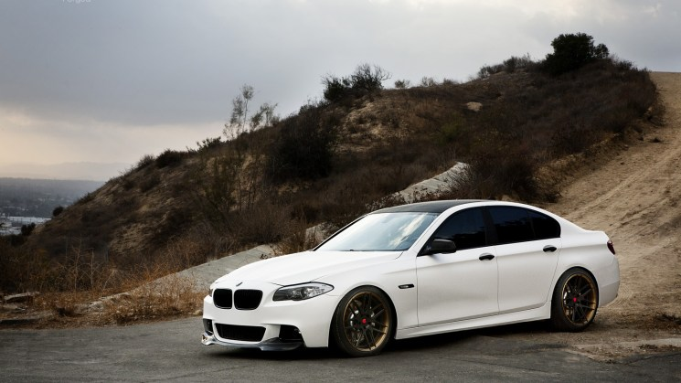 rides magazine bmw 535i lab forged lb7