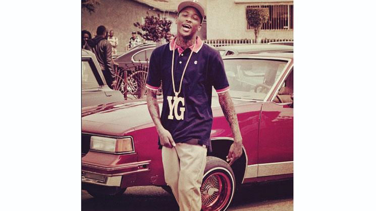 rides magazine @yg instagram YG my krazy life new album release cars