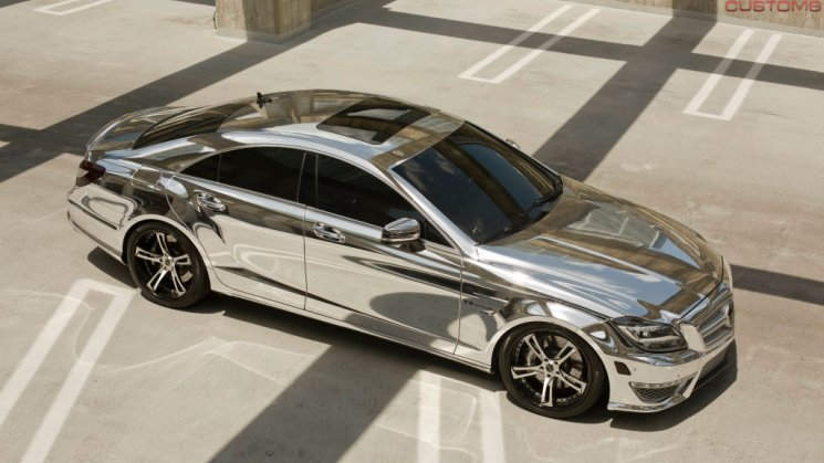 chrome+cls+mc+customs+savini+123
