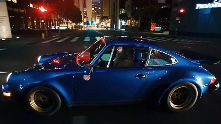 Porsche, 911, Magnus Walker