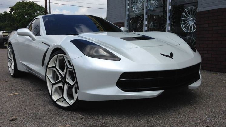 2014, Chevrolet, Chevy, Corvette, Stingray, Rucci