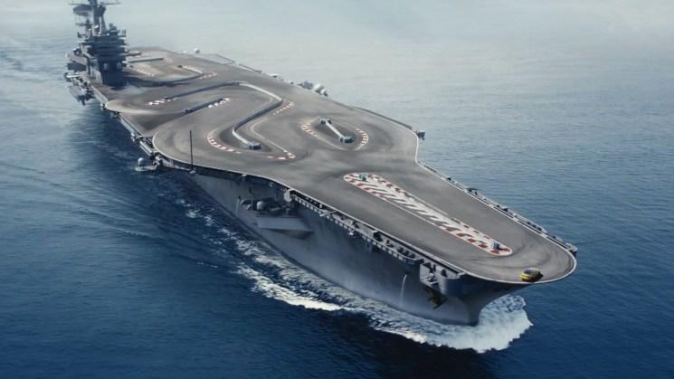 bmw+aircraft+carrier