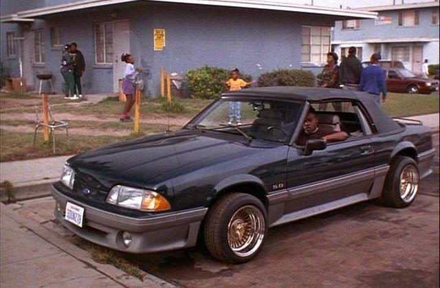 Menace II Society - '91 Mustang