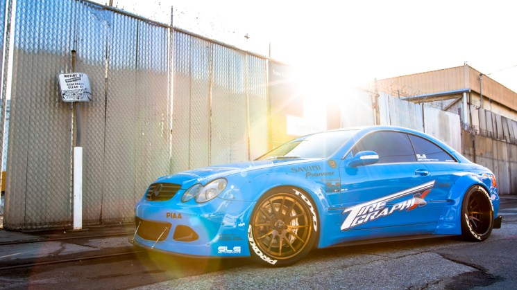 blue-rocket-bunny-mercedes-benz-clk-savini-wheels-savini-forged-sv39c-copper-2