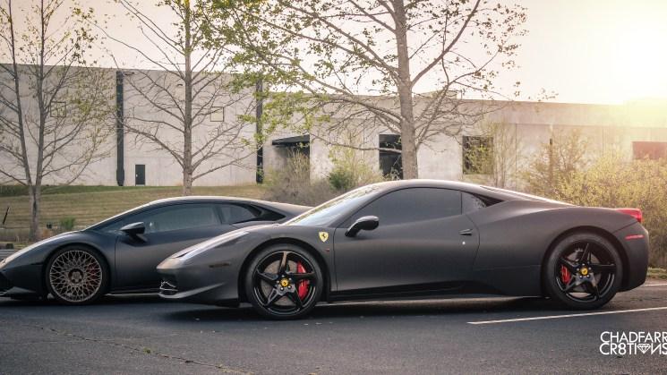 Future's Ferrari / ACW Lambo