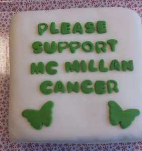 Ridgeway Supports McMillan with Cancer Morning