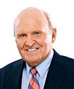 Jack Welch, former Chairman and CEO of General Electric