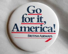 British Airways 'Go for it America' marketing campaign and Virgin Atlantic's Response
