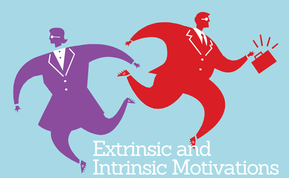 People have Both Extrinsic and Intrinsic Motivations for Doing What They Do