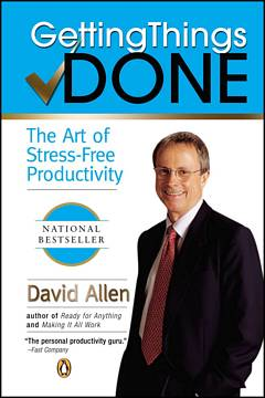 'Getting Things Done' by David Allen (ISBN 0670899240)