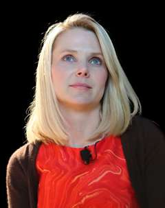 Marissa Mayer could not succeed in reviving Yahoo