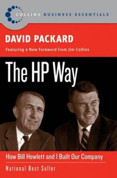 'The HP Way' by David Packard (ISBN 0060845791)