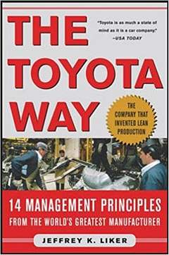 'The Toyota Way' by Jeffrey Liker (ISBN 0071392319)