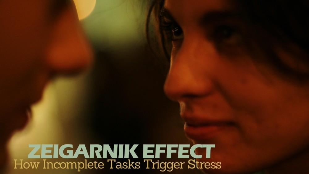 Zeigarnik Effect: How Incomplete Tasks Trigger Stress {Mental Models}