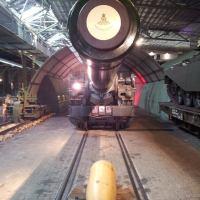 18 inch Railway Howitzer
