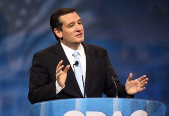 Ted Cruz CPAC