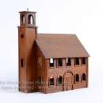 Model of Saint Paul's Church