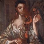 Mrs. Daniel Updike, ca. 1722