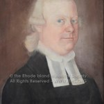 Reverend Enos Hitchcock, 1775-1780