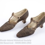 Pair of Women's Shoes, 1924